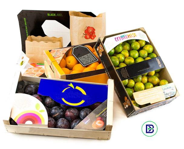 Banda de Envases para frutas y verduras Balandrina