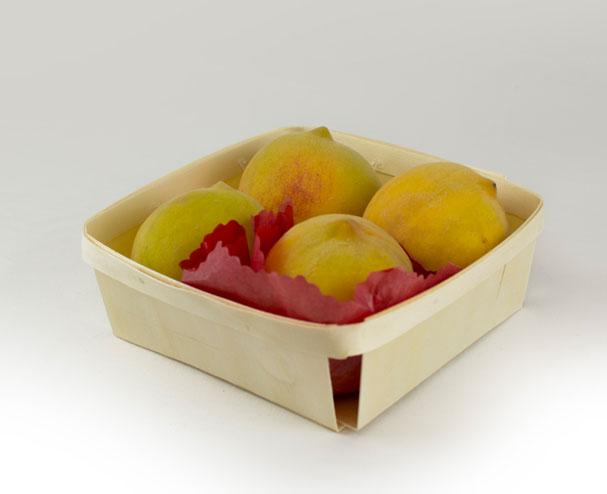 Cestas de madera para frutas Balandrina