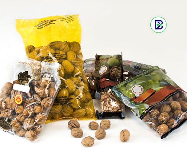 Film para Flow Pack Bolsas y Sacos para frutos secos Balandrina