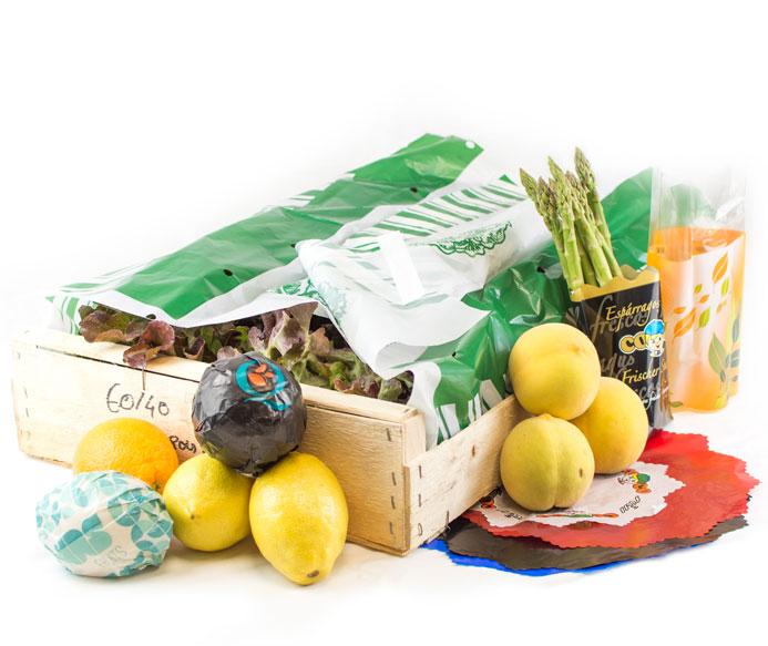 Balandrina - Embalaje para frutas y verduras