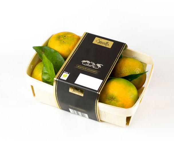 Bandas de carton para cajas de fruta Balandrina