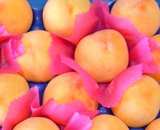 papier de soie fruits