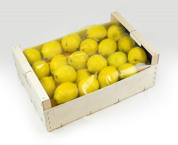 garniture pour cagette de fruits