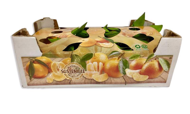 Cubre carton Kraft Balandrina